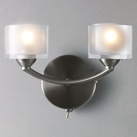 John Lewis Paige Double Wall Light