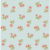 Cath Kidston For Harvey Maria Rose Sprig Vinyl Floor Tiles, 1.115m Pack
