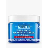 Kiehl's Ultra Facial Oil Free Gel Cream, 50ml