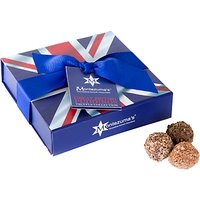 Montezuma's Truffles In A Union Jack Box, 210g
