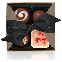 Hotel Chocolat Everything Chocolate Selection, Box of 4, 45g