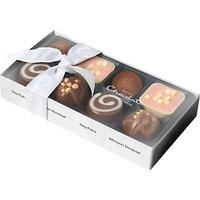 Hotel Chocolat Everything 8 Chocolate Selection Box, Box of 8, 95g