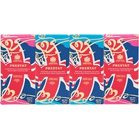 Prestat Union Jack Chocolate Bars, Pack of 4