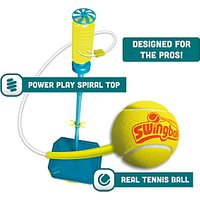Mookie Toys Pro Swingball Game With Tailball Attachment