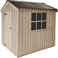 National Trust by Crane Peckover Garden Shed, 1.8 x 3m