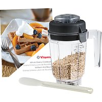 Vitamix ® Dry Blade Container 0.9 L with Lid