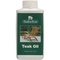 Barlow Tyrie Teak Oil, 500ml