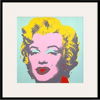 Andy Warhol- From Marilyn Green 1967, 60 x 60cm