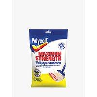 Polycell DIY Maximum Strength Wallpaper Adhesive