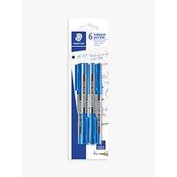 STAEDTLER Ballpoint Pens Set, Blue