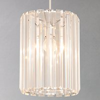 John Lewis Frieda Easy-to-Fit Crystal Ceiling Shade