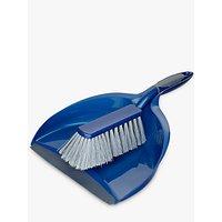 John Lewis The Basics Dustpan and Brush