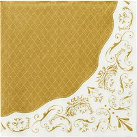 Talking Tables Party Porcelain Paper Napkins, Pack of 20