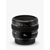 Canon EF 50mm f/1.4 USM Standard Lens