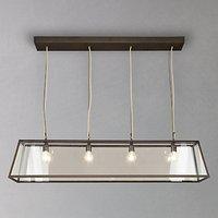 Davey Lighting Triangular Diner Box Ceiling Light