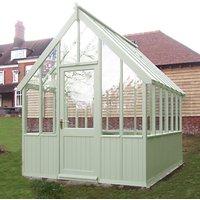 Crane 2.4 x 3m Greenhouse, FSC-certified (Scandinavian Redwood)