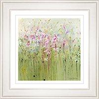 Sue Fenlon - Daisy Meadow Framed Print, 68 x 68cm