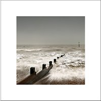 David Purdie - Great Stone Detail Framed Print - 44 x 44cm
