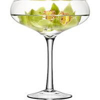 LSA International Midi Champagne Saucer, H34cm