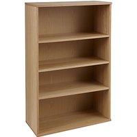 John Lewis Abacus 3 Shelf Bookcase, FSC-Certified