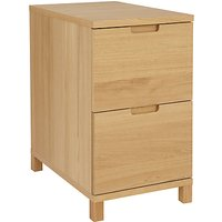 John Lewis Abacus Large Filing Cabinet, FSC-Certified