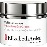 Elizabeth Arden Visible Difference Moisturizing Eye Cream, 15ml