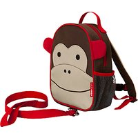 Skip Hop Zoolet Toddler Backpack, Monkey