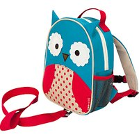 Skip Hop Zoolet Toddler Backpack, Owl