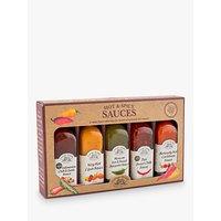 Cottage Delight Mini Hot Sauces Set, 60ml