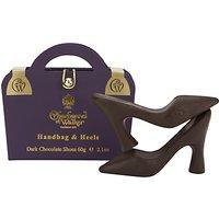 Charbonnel et Walker Handbag and Heels Dark Chocolate, 60g