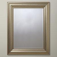 John Lewis Bead Mirror, Champagne, 78 x 62cm