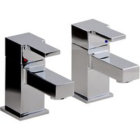 John Lewis Hodder Basin Bathroom Taps