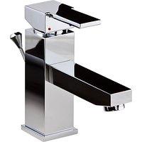 John Lewis Hodder Monobloc Basin Mixer Bathroom Tap