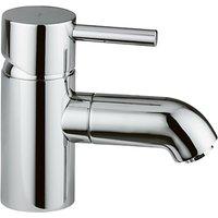 Abode Harmonie Low Pressure Single Lever Mono Bathroom Filler Tap