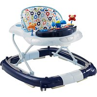My Child Walk n Rock Baby Walker, Blue