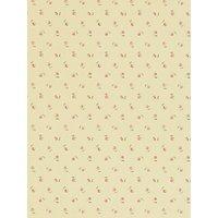 Sanderson Libby Rose Wallpaper, Rose/Buttermilk, WR8518/1
