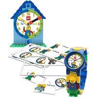 Lego 9005008 Time Teacher, Blue