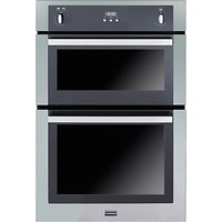Stoves SGB900PS Double Gas Oven, Stainless Steel