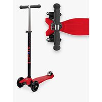 Maxi Micro Scooter, 6-12 years, Red