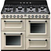 Smeg TR4110 Dual Fuel Range Cooker