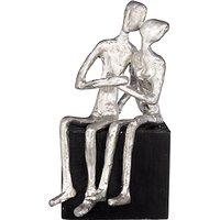 John Lewis Kissing Couple Sculpture