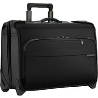 Briggs and Riley Baseline Carry-On 2-Wheel Garment Bag, Black