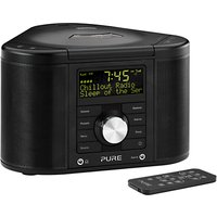 Pure Chronos CD Series II DAB/FM/CD Clock Radio