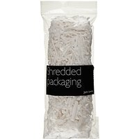 John Lewis & Partners Shredded Tissue Paper, White