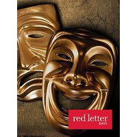 Red Letter Days Dinner And Theatre For 2