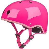 Micro Scooter Safety Helmet, Neon Pink, Medium