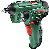 Bosch PSR Select 3.6 Volt Cordless Screwdriver