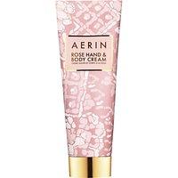 AERIN Rose Hand & Body Cream, 125ml