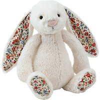 Jellycat Blossom Bunny Soft Toy, Small, Cream