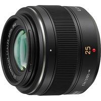 Panasonic LEICA DG SUMMILUX 25mm f/1.4 ASPH Standard Lens